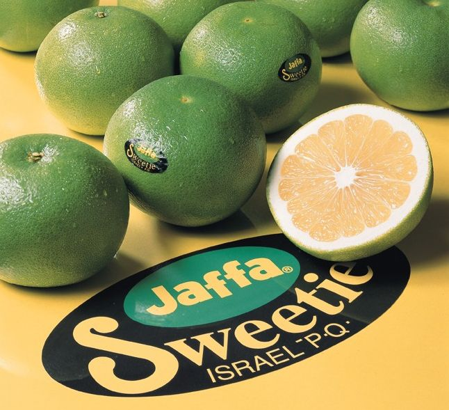 'Jaffa Sweetie' grapefruit