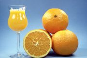 Washinton Navel orange